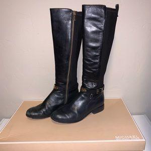 Michael Kors Arley Stretch Boots
